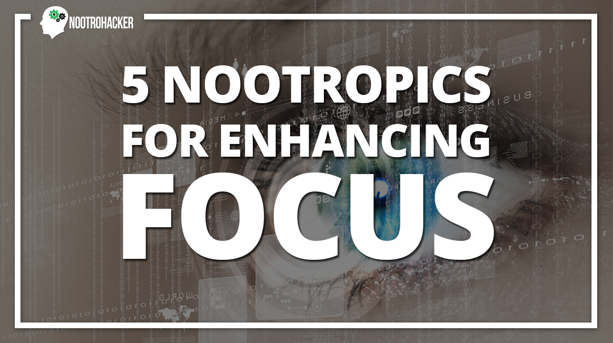 Industry Voted: The 5 Best Nootropics For Focus (Dosage & Stack Recipes Included)